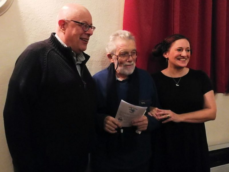 Aldermaston Players 2018 Author meets Directors