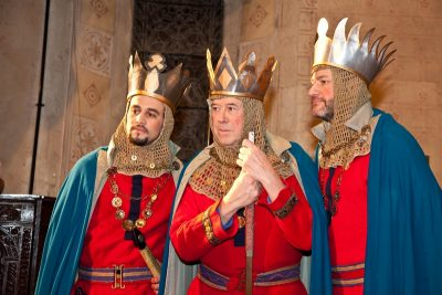 Three Kings - York Nativity Play