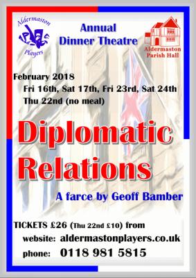 Poster - Diplomatic Relations